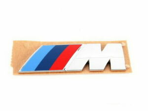 Genuine Oem Bmw E70 Suv M Power Emblem Badge Logo Sign 51147250849