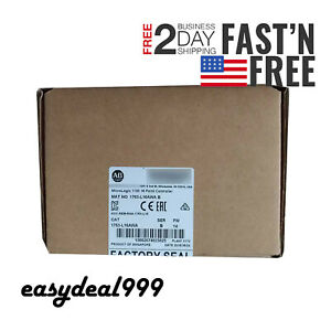Us Sealed 1763 l16awa Allen bradley Micrologix 1100 16 Point Controller Factory