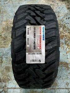 33x12 50r20 Toyo Open Country M t 114q 10ply Load E set Of 4