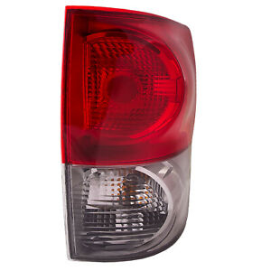 2007 2009 Fits Toyota Tundra Right Passenger Side Rear Tail Light
