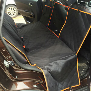 Pet Seat Cover Dog Car Suv Truck Back Rear Seat Protector Mat Hammock Non Slip
