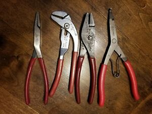Snap on And Mac Pliers
