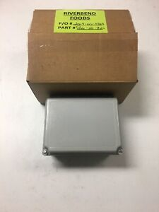 Hoffman A864chscfg Enclosure New And Free Shipping