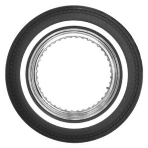 Coker 500 16 1 Whitewall Motorcycle Tire 130 90 16 140 90 16 Equiv