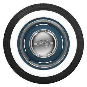 Coker 550r16 Classic 2 3 4 Wide Whitewall Radial Tires
