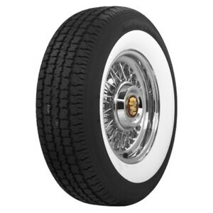 Coker P235 70r16 American Classic 2 3 8 Whitewall Radial Tire