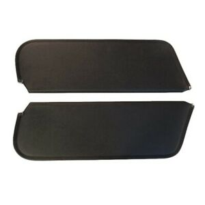 Sun Visor For Ford Bronco Truck 1980 86 Pickup Suv Cologne Black
