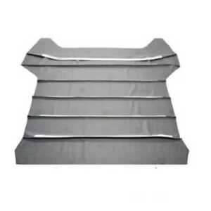 Headliner For 1968 69 Chevrolet Chevelle Hardtop Ribbed Black