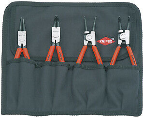 Knipex Tools Lp 1956 4 Piece Circlip Pliers Set