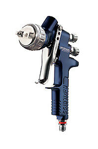 Devilbiss 703893 Tekna Basecoat Spray Gun Unupped Hv20 1 3 1 4 Brand New