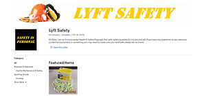 Turnkey Safety Supply Ecommerce Business Lyft Safety Feedback Top Rated