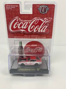 M2 Machines Coca Cola 1970 Nissan Fairlady Z432 Limited Edition.