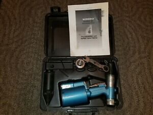 Wirsbo Propex Pex Air Pneumatic Expander Tool Set 5 8 Head Only And Case