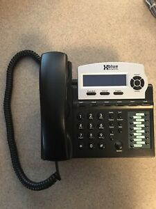 Xblue Networks Ekt charcoal 1670 00 6 line Office Phone Clean And Ready