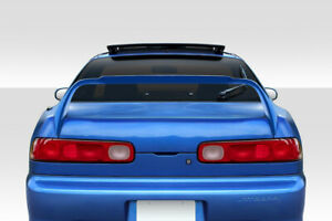 94 01 Acura Integra Type M V1 Duraflex Body Kit Wing Spoiler 115658