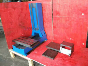 Diy Vmc Style Cnc Milling Machine Cast iron Frame For Cutting Metal