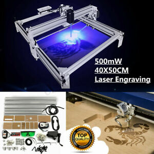 500mw Desktop Laser Engraver Engraving Machine Picture Marking Cnc Printer Diy