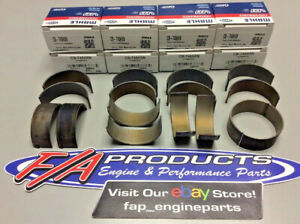 Clevite Cb 745hxn Small Block Chevy 2 Journal Connecting Rod Bearing Set Of 8