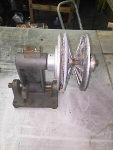 Rockwell Delta Wood Lathe Variable Speed Pulley Bracket Part No 414 02 014 5016