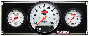 Quickcar Racing Products Extreme 2 1 Op wt W 5in Tach 61 7731