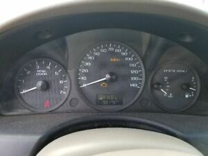 Speedometer Cluster Vin Z 4th Digit New Style Mph Fits 04 05 Malibu 706571