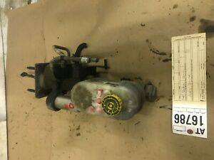 2006 2007 5 Dodge 2500 3500 5 9l Cummins Master Cylinder And Hydro Boost At16786