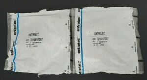 Lot Of 20 New Entrelec 016897307 Terminal Block Jumpers Uninsulated 10 Poles