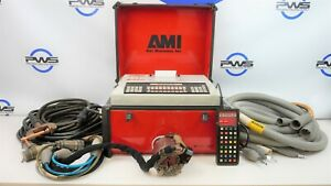 Arc Machines Ami 227 With Model 81 Orbital Welding Pipe Weld Head