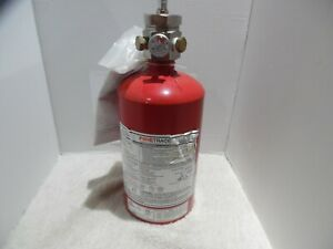 Firetrace 941201 12lb Fire Suppression Tank Only Hfc 227ea Cleaning Agent New