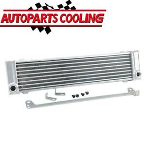 Heavy Duty Performance Transmission Cooler 2006 2010 Gm 6 6l Duramax Diesel Usa