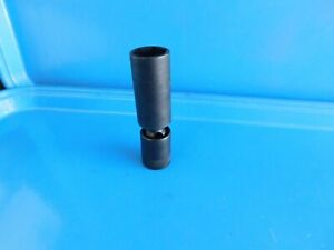 New Snap On Tools 3 8 Dr 13 16in Swivel Spark Plug Socket Part s9709kb