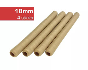 Collagen Casings Dry 18mm 50ft For Stuffing 44 Lb 360 Sausages 4 Sticks