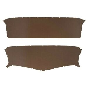 Headliner For 1950 53 Chevrolet Gmc Panel Truck Brown Smooth Made In Usa