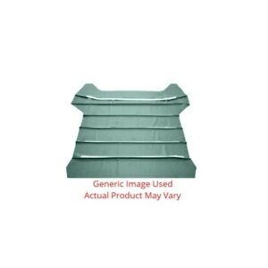 Headliner sunvisor Material For Automotive Car And Truck 2dr Green