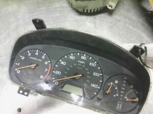 Speedometer Cluster Sedan Se Us Market With Abs Fits 00 02 Accord 717804