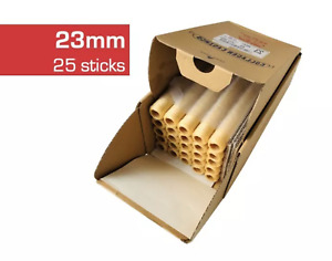 Collagen Casings Dry 23mm 50ft For Stuffing 368 17 Lb 2250 Sausages 25 Sticks