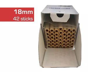 Collagen Casings Dry 18mm 50ft For Stuffing 462 Lb 3710 Sausages 42 Sticks