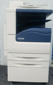 xerox Workcentre 7120 Color Laser Printer Copier Scanner