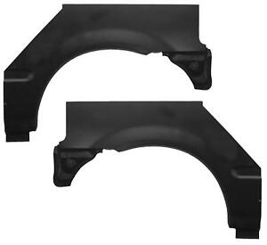 Wheel Arch Quarter Panel Fender Fits 96 00 Honda Civic Hatchback Pair