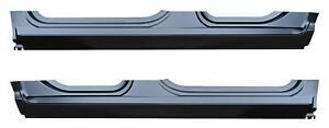 Rocker Panel Fits 09 17 Dodge Ram Quad Cab Pickup With 31 5 Rear Door Pair
