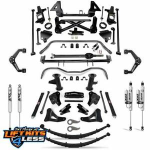 Cognito B049 s12xx 12 Stard Lift Kit For 2003 2009 Gm Hummer H2 H2 Suts 2wd 4wd