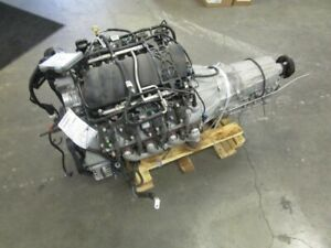 2015 Chevrolet Camaro Ss 6 2l Engine Automatic Transmisssion Assembly 34k Oem