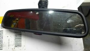 2006 2011 Bmw 328xi E90 Lci Front Upper Center Rear View Mirror W Compass Oem