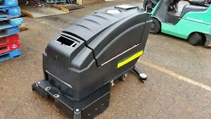 Nss Wrangler 3330db Automatic Floor Scrubber 33 inch 60 Day Parts Warranty