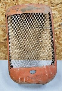 Vintage Rustic Old Tractor Front Grille allis Chalmers Part upcycle Farm Decor