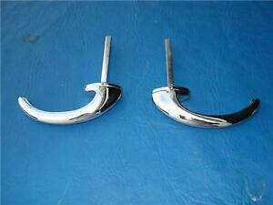 1939 Ford Passenger Outside Door Handles Street Rat Rod Pair 2 Left And Right