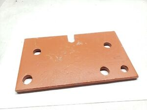 Allis Chalmer G Tractor Middle Mount Hanger Plate Cycle Bar Disk Plow Mower