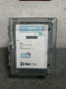 Met One Water Particle Counter Pcx Ce W Display 2083475 03 115v 2u 100ml mn S43