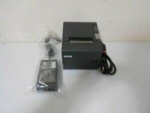 Epson Tm t88iv Thermal Pos Receipt Printer M129h With New Power Supply