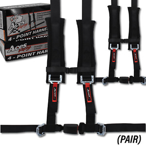 Rzr 1000 Xp 2 Seater Or 4 Seater 4 Point Harness pair 2014 2020